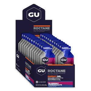 GU Roctane Gel - Box of 24 sachets