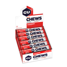 Load image into Gallery viewer, GU Chews - Box of 18 sachets