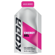 Load image into Gallery viewer, KODA Energy Gel - Box of 24 sachets