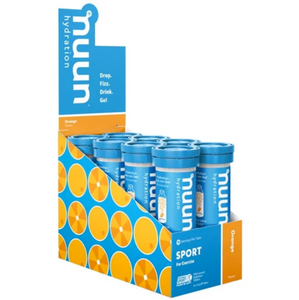 Nuun Active Hydration Tablets - Box of 8 tubes
