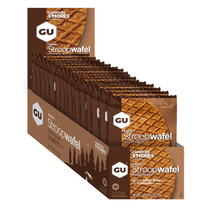 GU Waffel - Box of 16 sachets
