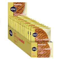 Load image into Gallery viewer, GU Waffel - Box of 16 sachets