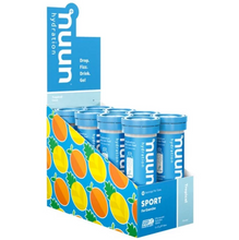 Load image into Gallery viewer, Nuun Active Hydration Tablets - Box of 8 tubes