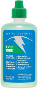 WHITE LIGHTNING (DG) EPIC RIDE  4 OZ