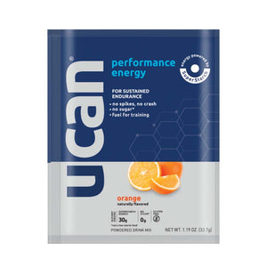 UCAN Tropical Orange Energy Sachet