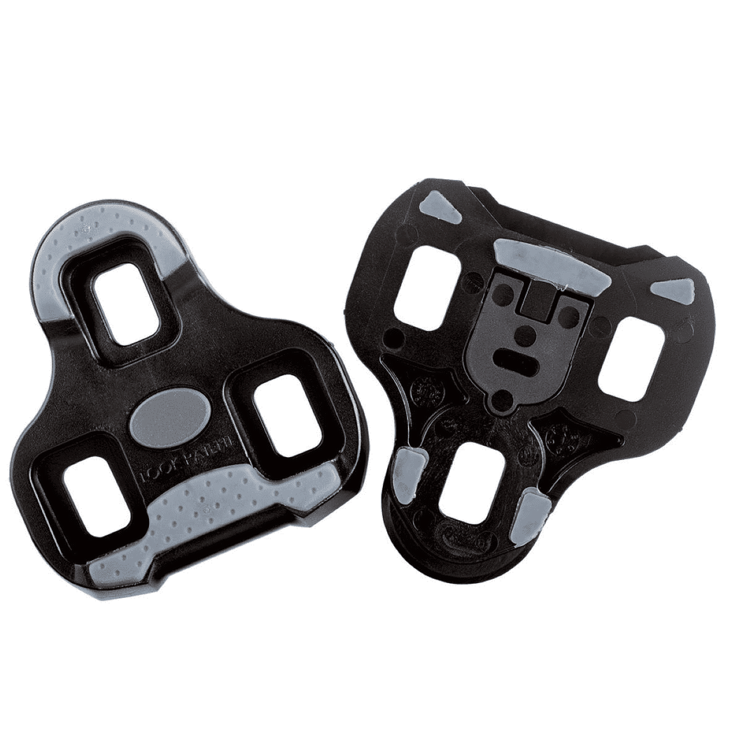 Look Keo Grip Road Cleats Black