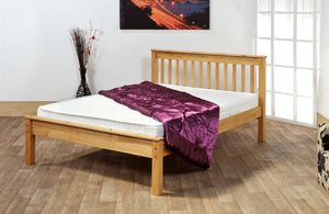 Chester Waxed Pine Bed Frames