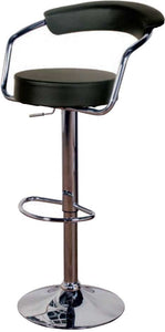 Horizon Bar Stools: Saturn Black