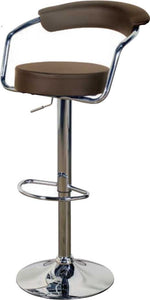 Horizon Bar Stools: Saturn Brown