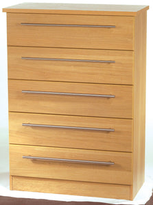 Sherwood 5 Drawer Chest