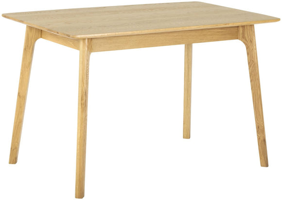 Helsinki Oak Rectangular Dining Table