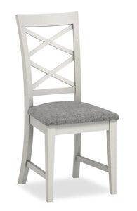 Cheshire Painted Cross Back Dining Chair