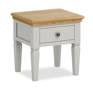 Cheshire Painted Lamp Table with Drawer