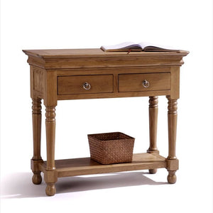 Regency Oak  Console Unit