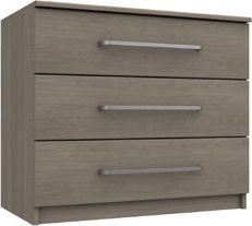 Dakota 3 Drawer Chest