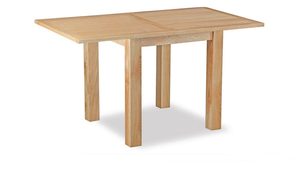 Milan Oak Square Ext Table