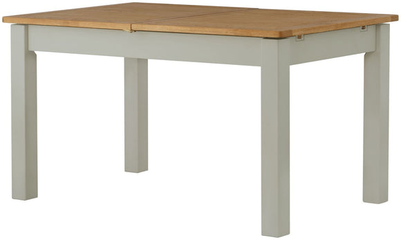 Oregon Oak Extending Dining Table - Stone
