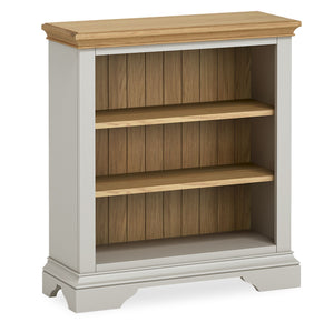 Cheshire Painted Low Bookcase