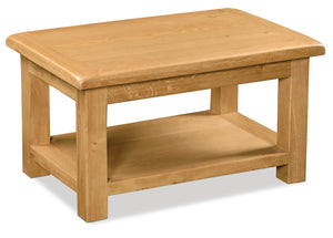 Manor Oak Large Coffee Table