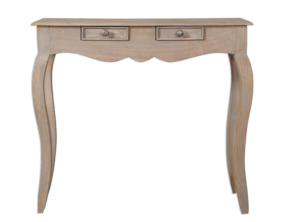 Bordeaux Grey Shabby Chic  Console Table
