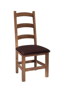 Regency Oak  Dining Chair