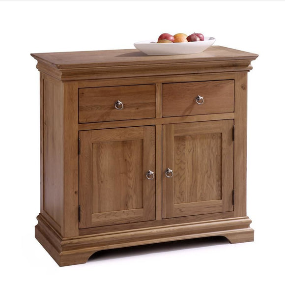 Regency Oak  Double Sideboard
