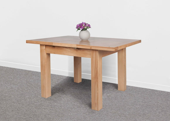 Devonshire Oak Dining Table Square Extender
