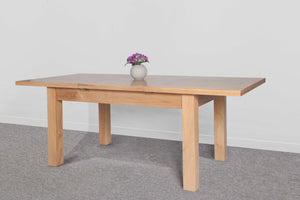 Devonshire Oak  Dining Table Butterfly Extender