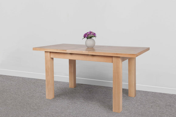 Devonshire Oak Dining Table Narrow Extender