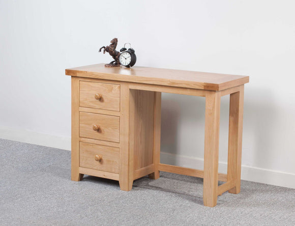 Devonshire Oak Dressing Table