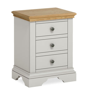 Cheshire Painted Bedside Cabinet