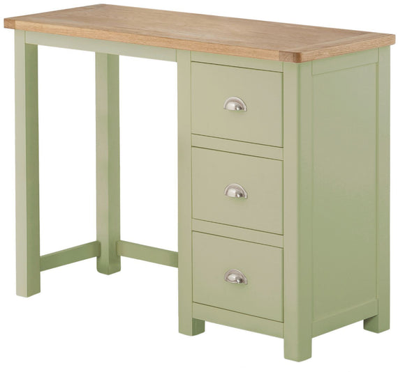 Oregon Oak Dressing Table - Sage