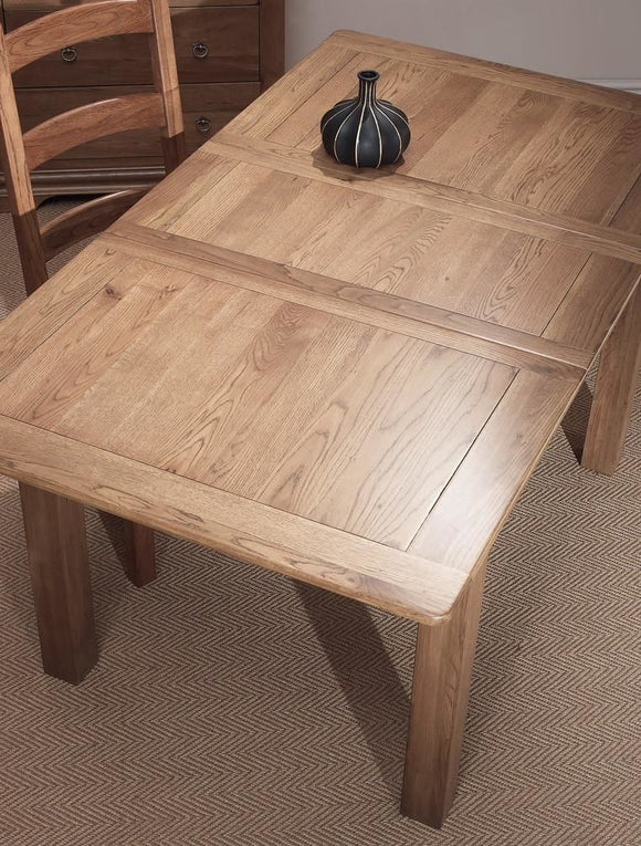 Regency Oak  Small Extending Dining Table