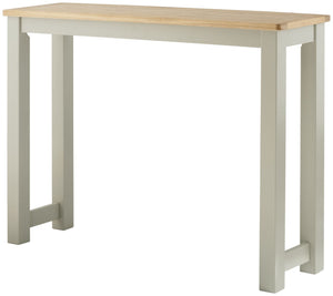 Oregon Oak Breakfast Bar - Stone