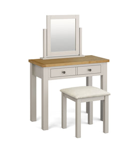 Dorset Grey Painted Dressing Table Set