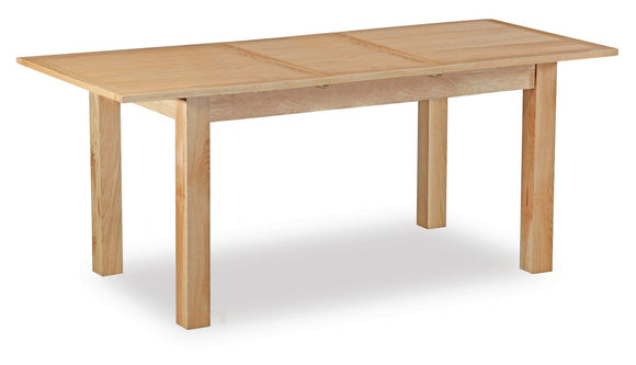 Milan Oak Small Ext Table