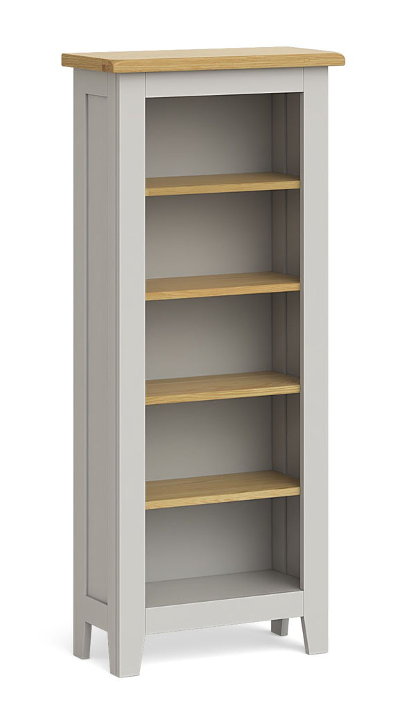 Guilford Oak Slim Bookcase