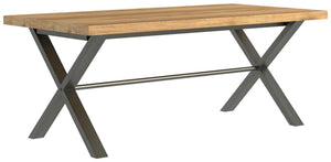 Fusion Dining Table - 190cm