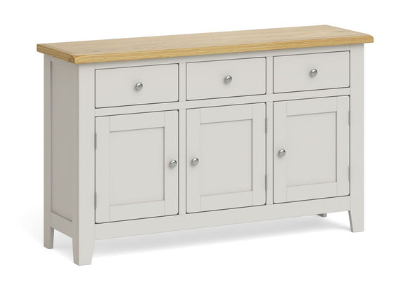 Guilford Oak 3 Door Sideboard