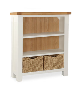 Somerset Low Bookcase