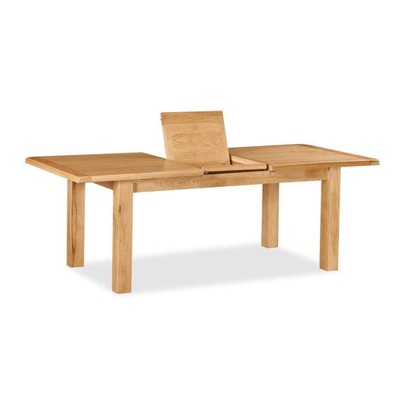 Manor Oak Lite Compact Ext Table