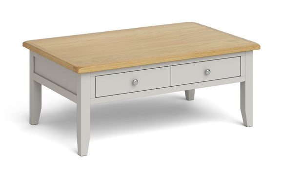 Guilford Oak Large Coffee Table