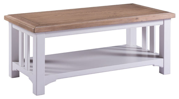 Oxford Grey Painted Coffee Table