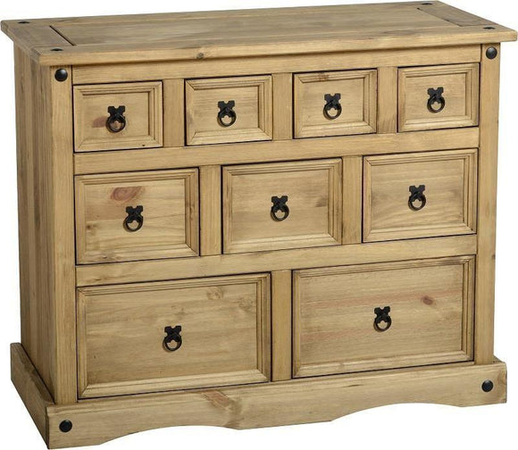 Corona Mexican Pine   4+3+2 Merchants Chest