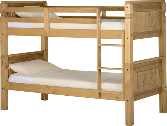Corona Mexican Pine   Bunk Beds