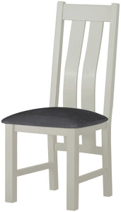 Oregon Oak Dining Chair - Stone