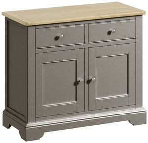 Harmony Oak 2 Door Sideboard