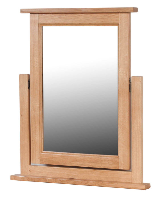 Devonshire Oak  Dressing Table Mirror