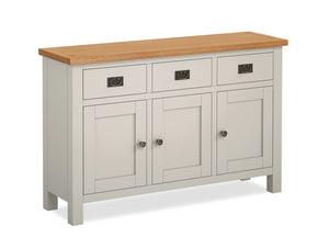 Dorset Grey Painted Large Sideboard