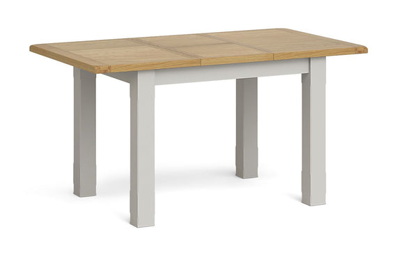 Guilford Oak Compact Extendable Table